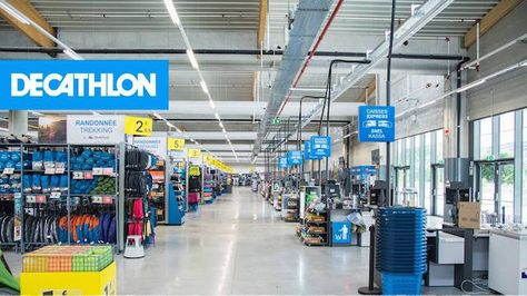 Decathlon China Will Open Its First Two Story Flagship In Luoyang As It Expands Its Footprint To 220 Stores In The Nation Decathlon Luoyang China
