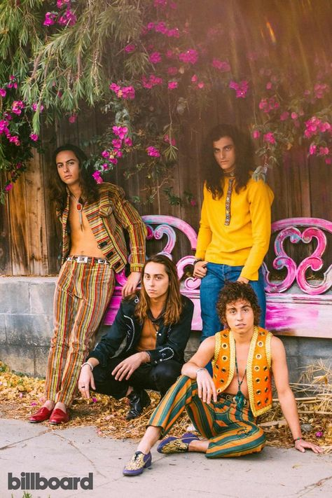 So proud of these guys!   Greta Van Fleet ♥️