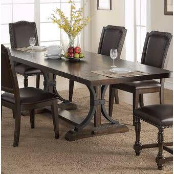 Keshia Extendable Dining Table