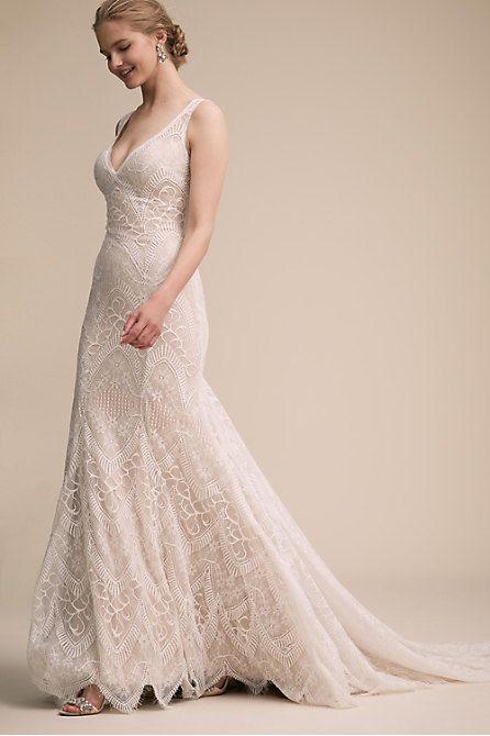 Love Note Gown Bhldn Wedding Dress Wedding Dresses Brides Wedding Dress
