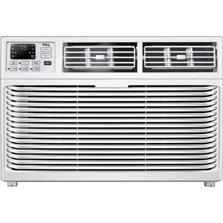 Tcl Energy Star 12 000 Btu 115v Window Mounted Air Conditioner With Remote Control Walmart Com Window Air Conditioner Air Conditioner Washable Air Filter