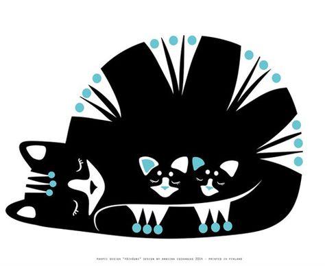 print & pattern: NEW WORK - paapii design Anniina Isokangas