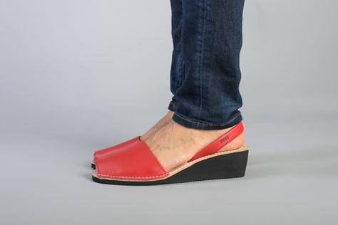d7ab4a1dab Avarcas USA - Women s Spanish leather sandals.