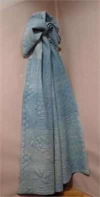 Blue Lindsey Woolsey From Sharon Platt