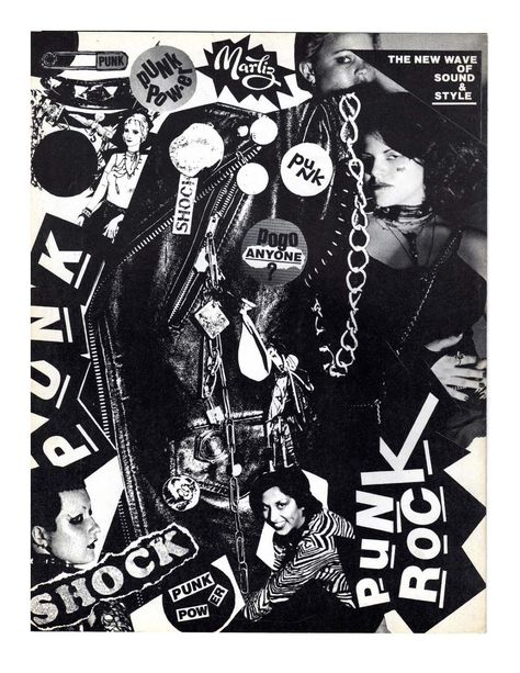 How To Look Punk: A Ridiculous 1977 Guide For Wannabe Anarchists - Flashbak