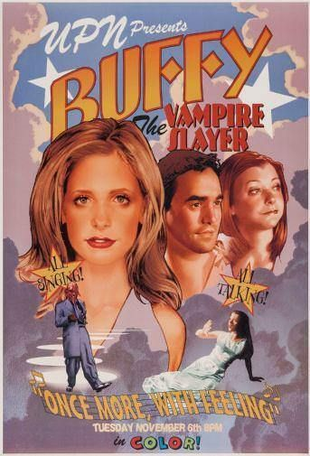 Buffy The Musical Poster Mini 11 X17 Poster Music Postermusic Poster Art 8 78 End Date Sunday Mar Buffy The Vampire Buffy Buffy The Vampire Slayer