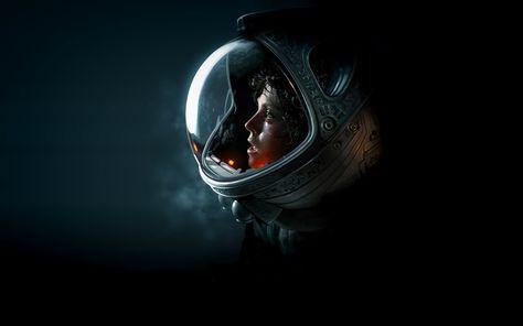 HD wallpaper: alien movie sigourney weaver ellen ripley artwork science fiction space suit