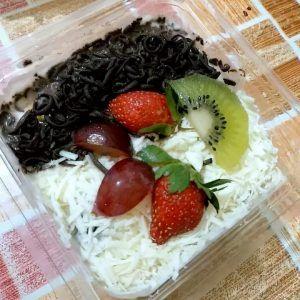 3 Cara Membuat Salad Buah Untuk Dijual Enak Dan Praktis Resep Salad Buah Resep Salad Resep Makanan Penutup