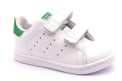 nero adidas stan smith velcro scarpe da ginnastica