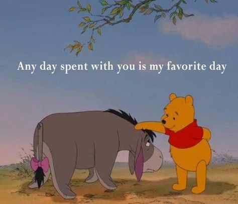 Best Friend Quotes, Best Friendship Sayings for BFF happy friend quotes friendship quotes happy quotes day quotes birthday quotes wife quotes quotes quotes sayings Eeyore Quotes, Winnie The Pooh Quotes, Quotes Valentines Day, Best Friend Birthday Quotes, Birthday Quotes For Best Friend, Citations Instagram, Short Friendship Quotes, Friend Friendship, Friendship Captions