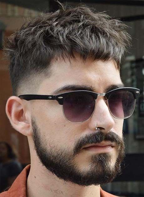 Hairstyles For Men With Thick Hair 2018-2019 | New men ...