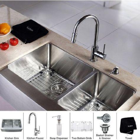 49 Kitchen Sinks Ideas Kitchen Sink Sink Stainless Steel Kitchen Sink