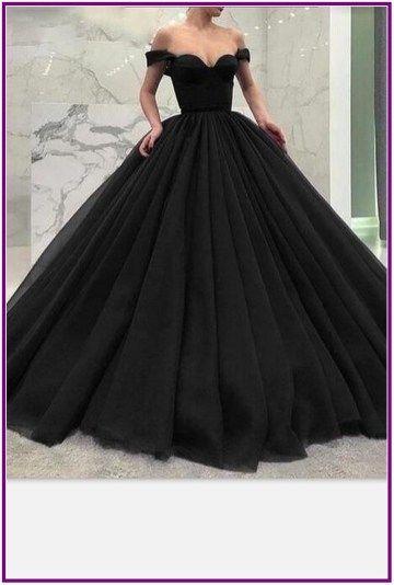 28 Beautiful Black Wedding Dresses 00027 Black Ball Gown Black Wedding Dresses Ball Gowns Wedding,Wedding Dresses Toronto Online
