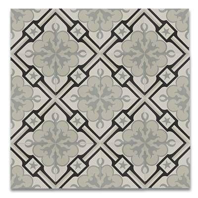 Chala Handmade 8 X 8 Cement Field Tile