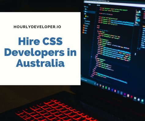 Hire CSS Developers in Australia