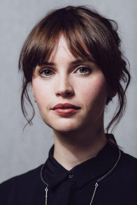 Felicity Jones - Toronto International Film Festival 2014 Portrait