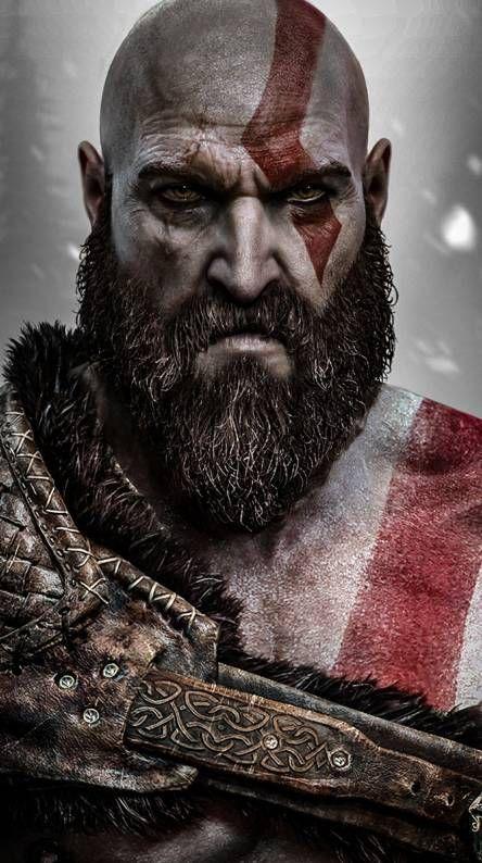 Kratos 4k Wallpaper Kratos Desenho Kratos God Of War Mitologia Grega