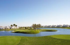 La Torre Golf Course. Murcia, Spain. Part of The Nicklaus Trail. http://goo.gl/LsrCip
