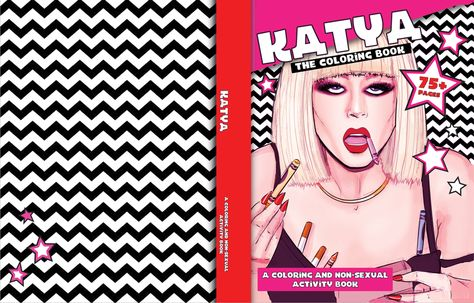 Exceptional Image Of Katya The Coloring Book Part 1