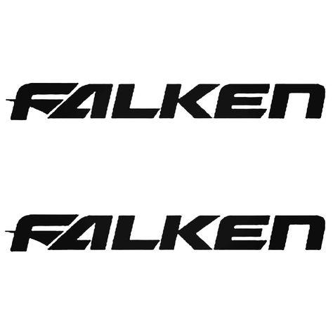 Falken Decal Sticker  BallzBeatz . com
