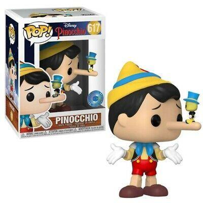 Disney Pinocchio With Jiminy Cricket Special Edition ( Funko Pop! Disney Pop, Disney Pixar, Funk Pop, Pinocchio, Funko Pop Dolls, Funko Toys, 151 Pokemon, Pokemon Fusion, Pokemon Cards