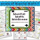 This is a game that encourages students to use mental math to solve multistep problems. These problems involve multiplication, division, addition, ...