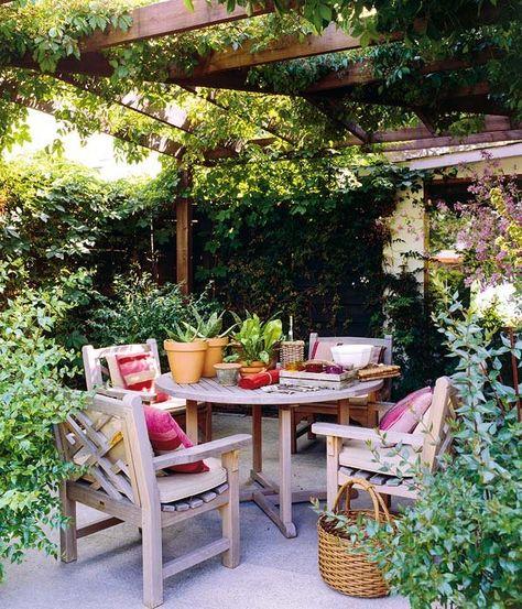 Terrazas Y Jardines Para Disfrutar P P Outdoor