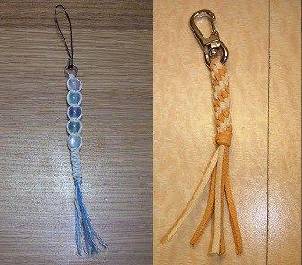 長い紐があればミサンガやブレスレットなどのアクセサリーが作れることで人気のマクラメ やってみたいなと思っても ミサンガ キーホルダー ハンドメイド ブレスレット 作り方 ヘンプ