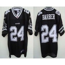 promo code cf882 4e561 Cowboys #24 Marion Barber Black Shadow Stitched NFL Jersey ...