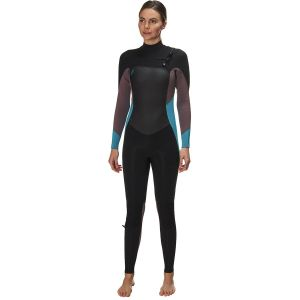 O Neill O Riginal Fuze 4 3 Taped Wetsuit Women S Womens Wetsuit Clothes For Women Wetsuit