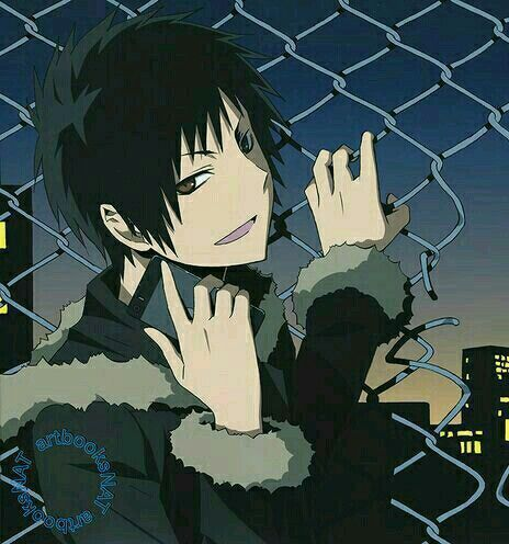 Izaya Orihara He Is A Information Broker He Claims To Love The