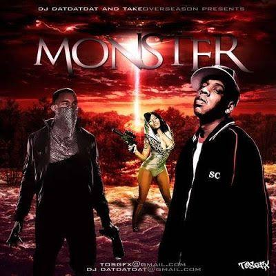 Kanye West Monster Feat Nicki Minaj Jay Z In 2020 Kanye West Monster Nicki Minaj Jay Z