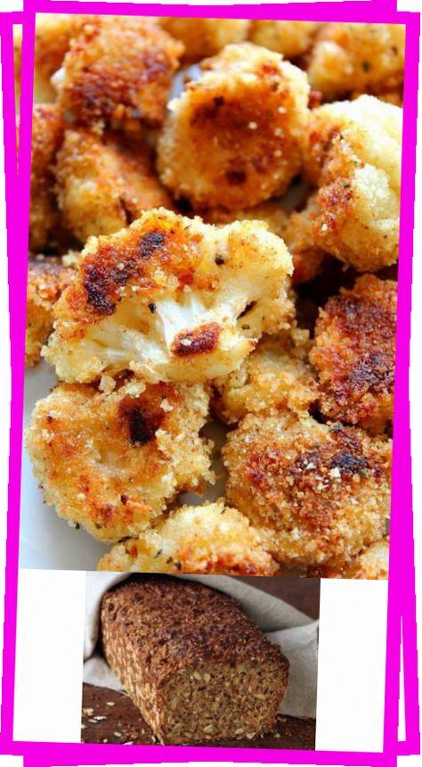 Roasted Garlic Parmesan Cauliflower Recipe - crispy cauliflower bites with garlic Parmesan breading, baked in the oven instead of fried. So tasty!  #Calzone #Easy #Pizza #blueberry #blueberrycookie #bakingbread #designerdresses #marriagedress #weddingclothes #weddingdetails #motorideen #blueberryideen #hochzeitideen #torteideen #BakedCauliflowerBites