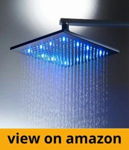 Led Light Up Showerhead Led Lights Shower Heads Led Shower Head