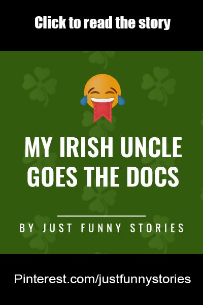 Just another Irish funny story