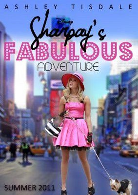 Sharpay's Fabulous Adventure movie poster #693909 - Movieposters2.com