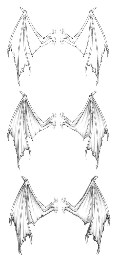 19ae9cb4ea315 Tattoos From Around The World @tattoosfromaroundtheworld. Dragon wings -  Google Search