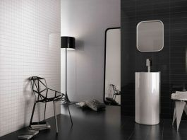 Stylish Bathroom 50 Daring Examples In Black Trendy Bathroom Stylish Bathroom Black Bathroom