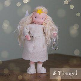 Wunsch Bestellung Engel Barbaras Puppen Welt Viertofuhoch Vegane Puppen Nach Waldorfart Kindergarten Weihnachten Stoffpuppen Waldorfpuppe