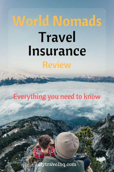 World Nomads Best Travel Insurance For Backpackers Best Travel