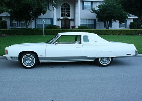 1975 Chrysler New Yorker Coupe 440 4bbl 727 Auto Auto