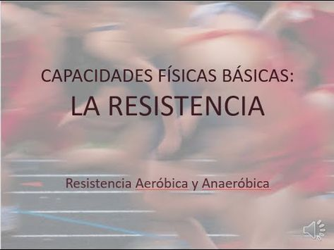 Resistencia Aeróbica Y Anaeróbica Youtube Youtube Weather Lockscreen Screenshot