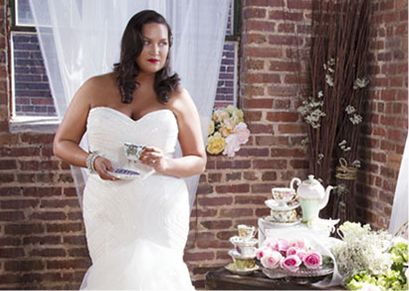 Curvaceous Couture is a Plus Size Bridal Boutique located in the ...