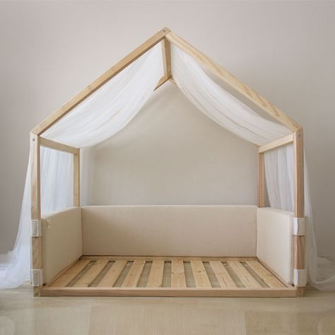 Montessori kleines Bett - VOLLES PAKET - Gute Nacht Kind - Montessori Bett & Zimmer, Best Picture For Montessori furniture For Your Taste You are looking for something,