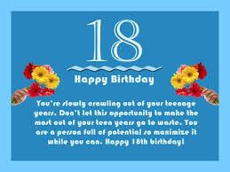 Surprising Image Result For 18 Year Old Son Quotes With Images Happy 18Th Personalised Birthday Cards Paralily Jamesorg