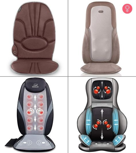 10 Best Massage Chair Pads That You Can Buy In 2019 Good Massage