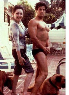 sylvester stallone 1974 | mom