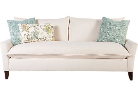 Shop For A Sofia Vergara Catalina Ivory Sofa At Rooms To Go Find Sofas That Will Look Great In Your Home And Comp At Home Furniture Store Affordable Sofa Sofa