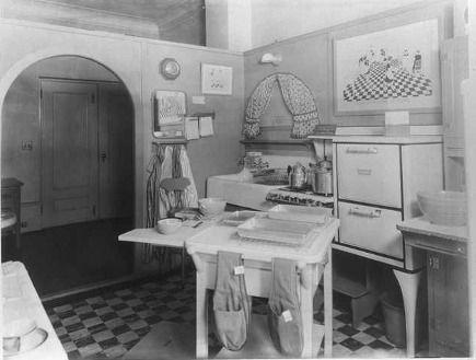 1900 Kitchen   Kitchen Trends   Atticmag   Kitchens, Bathrooms, Interior  Design   kitchens   Pinterest   Kitchen trends, Center table and Bathroom  interior ...