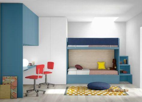 Battistella Nidi Children S Bedroom Composition 23 S O Bedroom